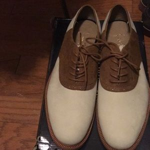 Polo Oxford shoes